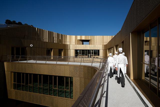 Foto de Espacios para trabajar: Basque Culinary Center (8/14)