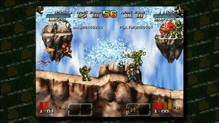 SNK Playmore está de promoción en Xbox Live Arcade