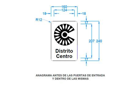 Nuevo Logo Madrid Central Distrito Centro 01