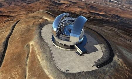 Contempla las dimensiones del telescopio más grande jamás construido