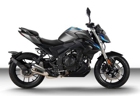 La marca china Voge aterriza en España con aspiraciones premium con tres motos entre 3.695 y 5.395 euros