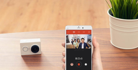 Xiaomi Yi Action Camera en Amazon a precio de China: 76,50 euros y batería adicional de regalo