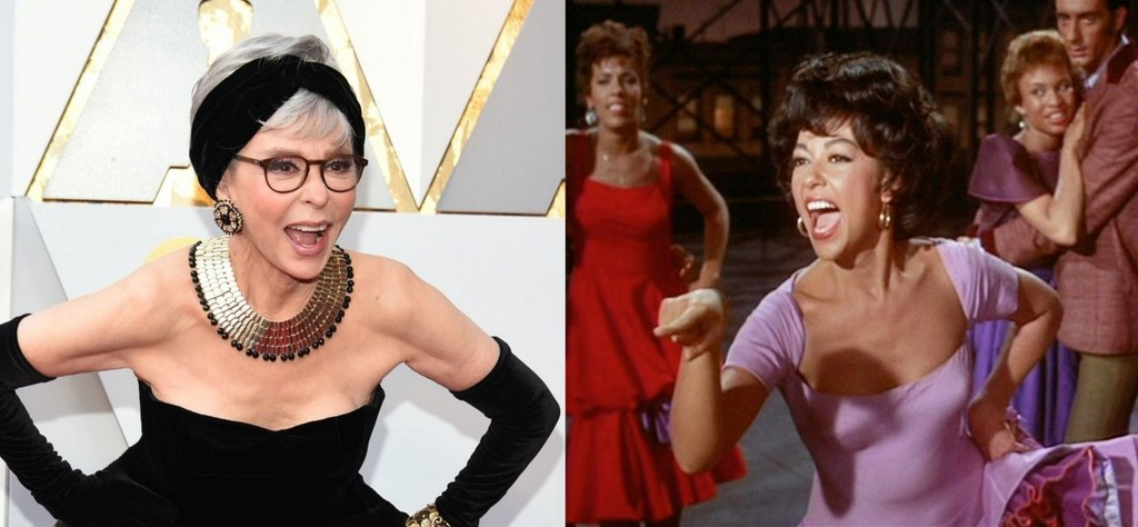 Rita Moreno returns to 'West Side Story': Spielberg will be the winner of the EGOT in his remake