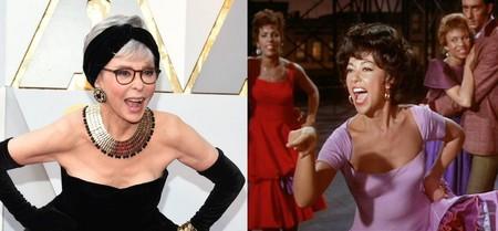 Rita Moreno vuelve a 'West Side Story': Spielberg contará con la ganadora del EGOT en su remake
