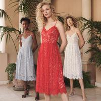 H&M presenta su campaña para triunfar en las bodas de verano 2018
