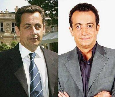 Parecidos razonables: Nicolas Sarkozy y J. J. Santos