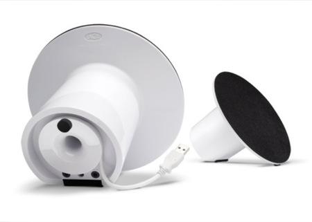 LaCie Sound2 Speakers sorprenden por diseño y prestaciones