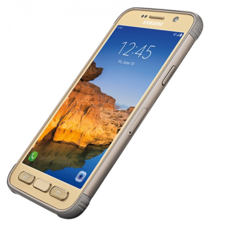 Resistencia militar y una mayor batería: así es el Galaxy S7 Active