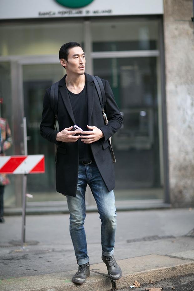 Foto de Modelos masculinos Streetstyle (9/12)
