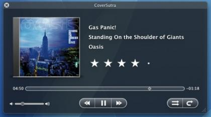 CoverSutra: otro controlador para iTunes