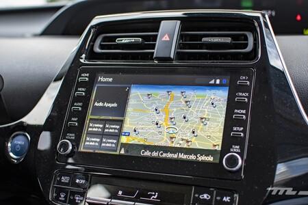 Toyota Prius Plug In 2021 Prueba 002