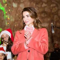 Las marcas de Inditex se han convertido en las preferidas de Rania de Jordania: ahora Massimo Dutti