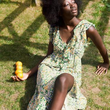 19 vestidos largos y midi ideales para disfrutar del terraceo