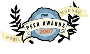 Mobile Monday Global Peer Awards 2007