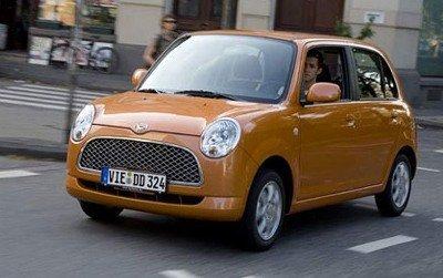 Daihatsu Trevis Europa