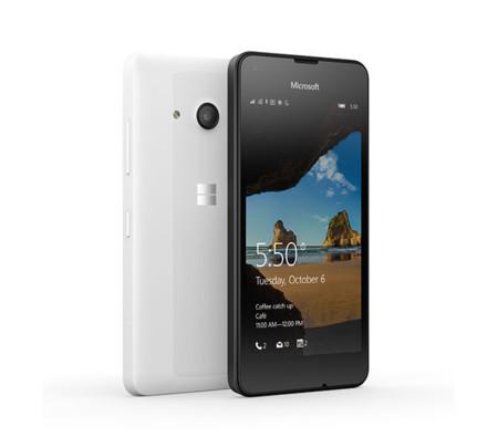 Microsoft Lumia 550 Oficial