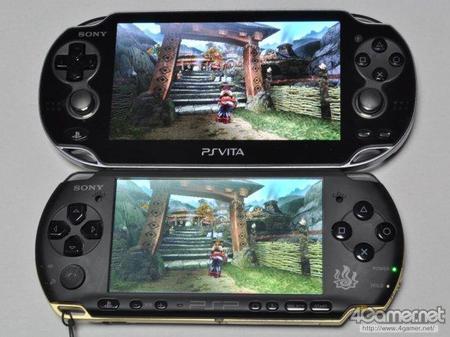 El filtro de PS Vita, o cómo mejorar el aspecto de los juegos de PSP en la nueva consola de Sony