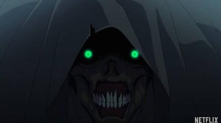 Monstruo The Witcher Pesadilla Lobo