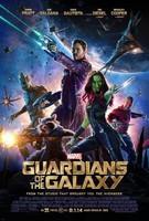 'Guardianes de la galaxia', nuevo tráiler y cartel definitivo