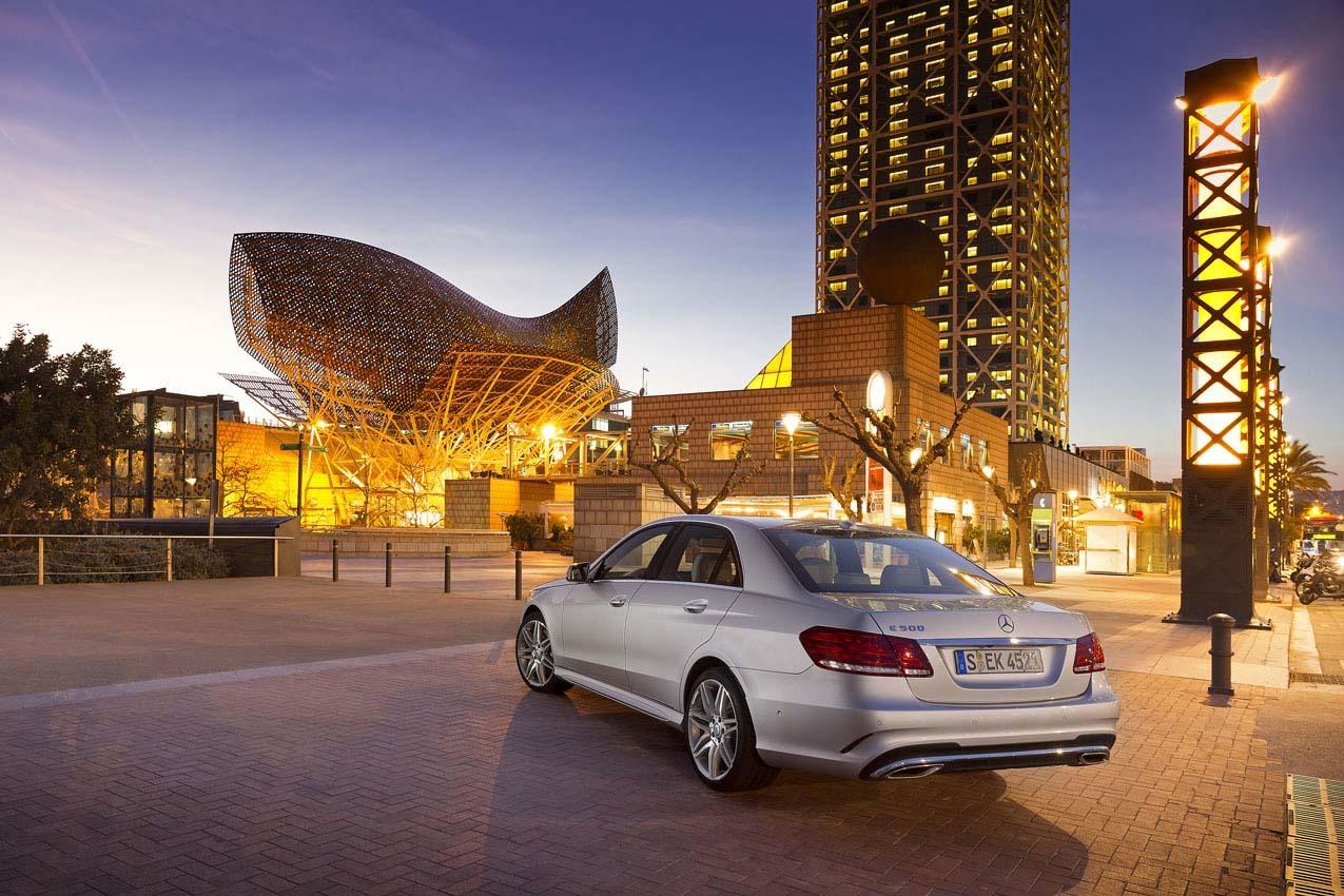 Foto de Mercedes-Benz Clase E 2013 (presentación) (15/48)