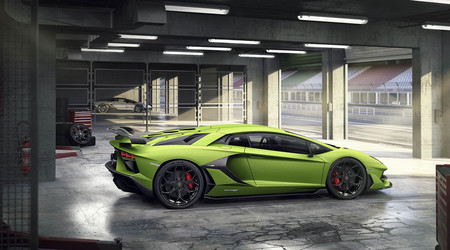 Una filtración asegura que el Lamborghini Aventador SVJ Roadster será realidad en 2019