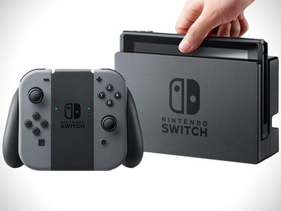 Las impresionantes cifras de Nintendo Switch: 2,74 millones de unidades en menos de un mes