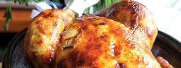 El pollo de Carpanta, la receta ideal de pollo asado