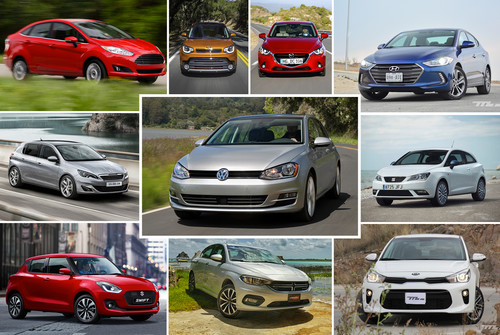 Si buscas seguridad, estos son los 19 mejores autos por menos de $280,000 en México