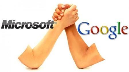 Microsoft, Google, y el bug de la discordia