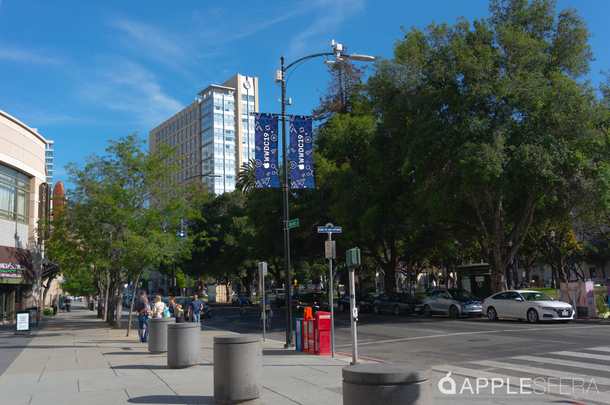 Foto de Banderolas WWDC19 (1/6)
