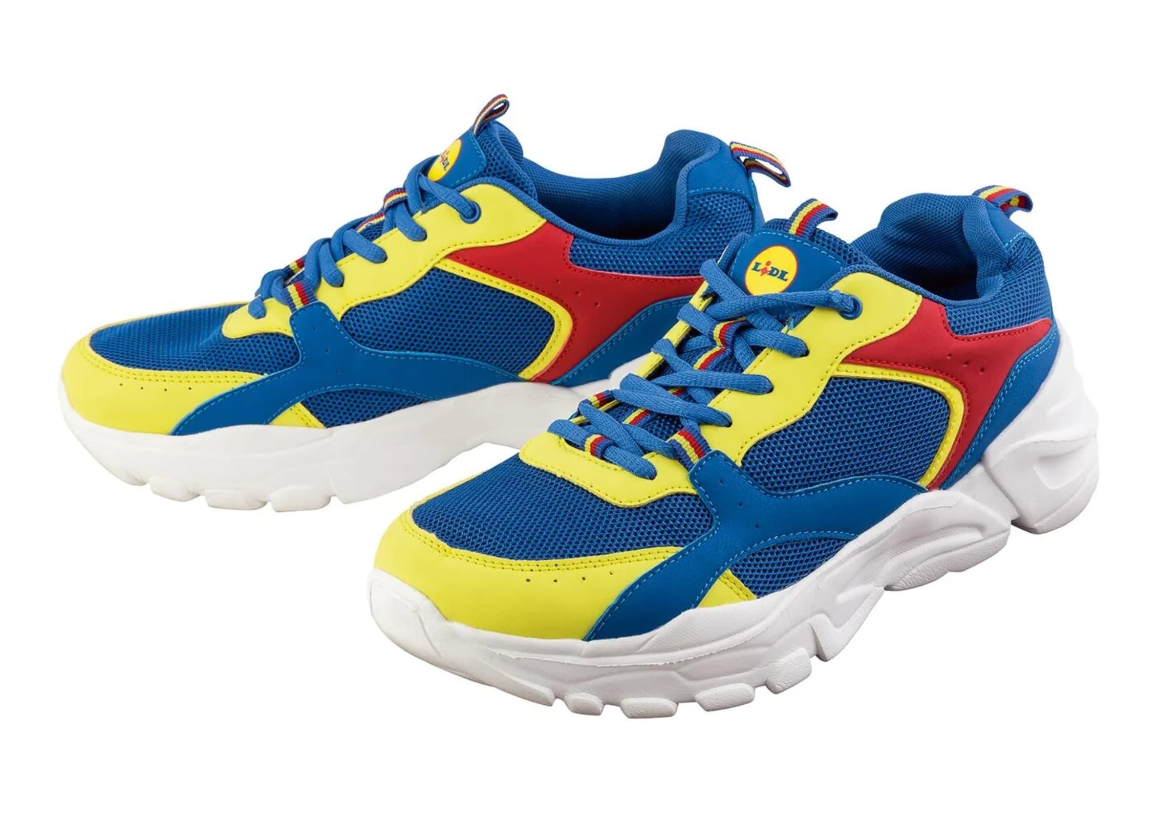 Zapatillas deportivas Lidl para mujer