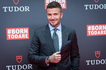 El estilazo de David Beckham en Madrid nos invita a ser los mejor vestidos en las bodas de temporada