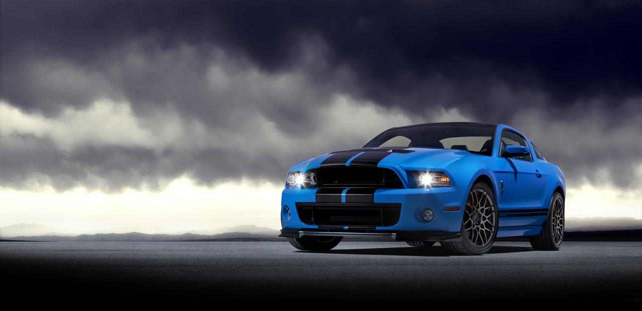 Foto de Ford Shelby GT 500 2013 (7/12)
