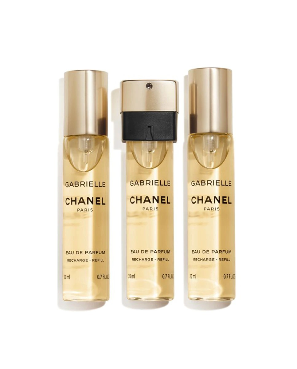 GABRIELLE CHANEL Eau de Parfum Twist and Spray Recarga