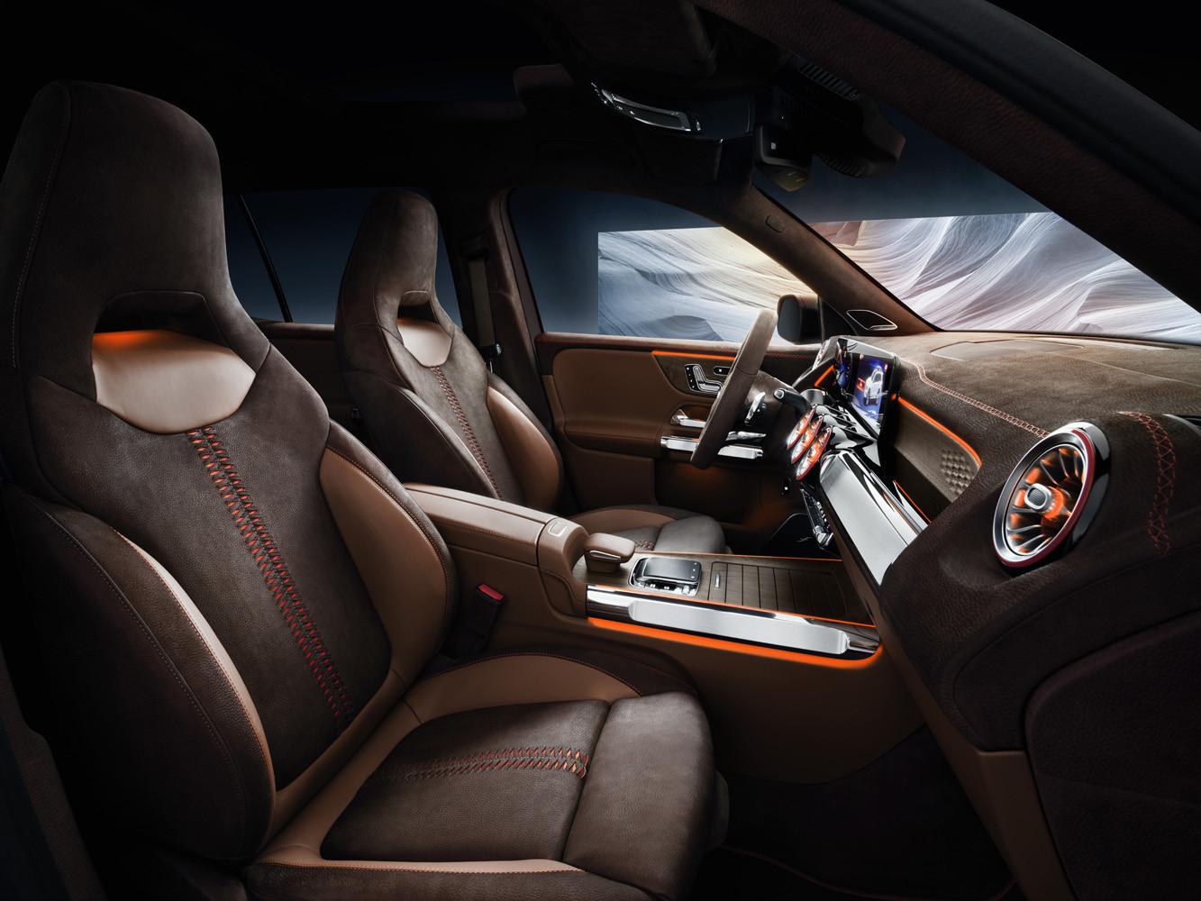Foto de Mercedes-Benz GLB Concept (19/26)