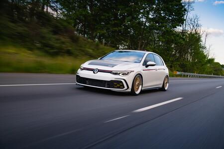 Volkswagen GTI BBS Concept, un Golf de nueva generación inspirado en el GTI Mk2