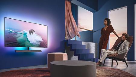 Philips OLED+935: panel OLED, hardware más potente y mejor sonido para competir en la zona alta del mercado
