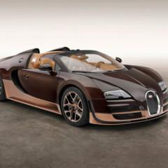 Foto 1 de 15 de la galería veyron-16-4-grand-sport-vitesse-edicion-rembrandt en Trendencias
