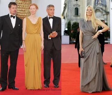 Comienza la alfombra roja del Festival de Venecia