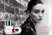 Rooney Mara se convierte en la cara del nuevo perfume de Calvin Klein