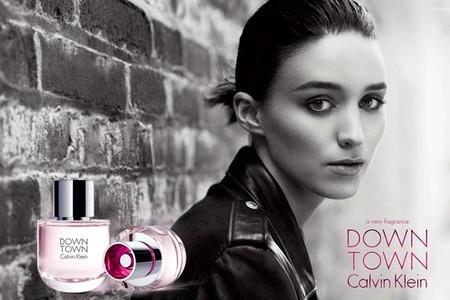 Cara Del Perfume De Mara Nuevo La Convierte Calvin Klein Se En Rooney uJKFc3T1l