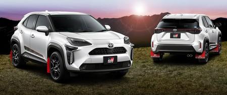 El Toyota Yaris Cross ha recibido el toque de Gazoo Racing, y podría adelantar una versión más picante
