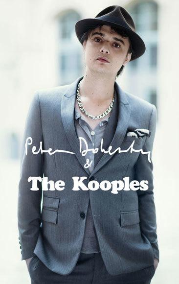 Pete Doherty nos viste a su imagen y semejanza con su colección para The Kooples