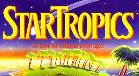 El manual de instrucciones de NES de StarTropics es necesario para completarlo, pero no está presente en Nintendo Switch