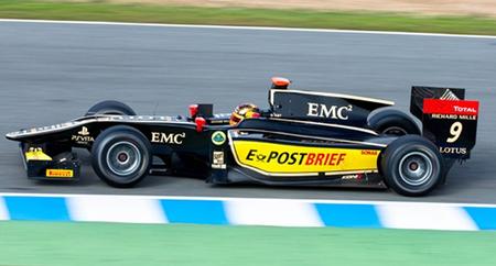 Daniel Abt disputará la GP2 en 2013 con Lotus GP