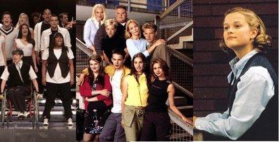 Los verdaderos referentes de 'Glee'