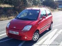 Tricomparativa: Chevrolet Matiz, Citroën C1 y Renault Twingo (parte 1)