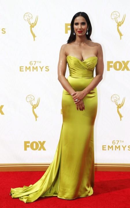 Padma Lakshmi Emmys 2015