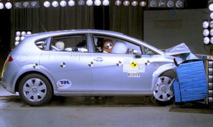 SEAT León FR - EuroNCAP