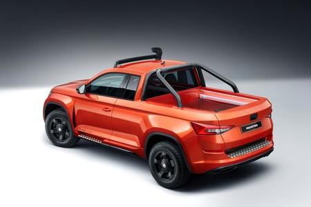 Skoda Mountiaq Concept Pick Up 2